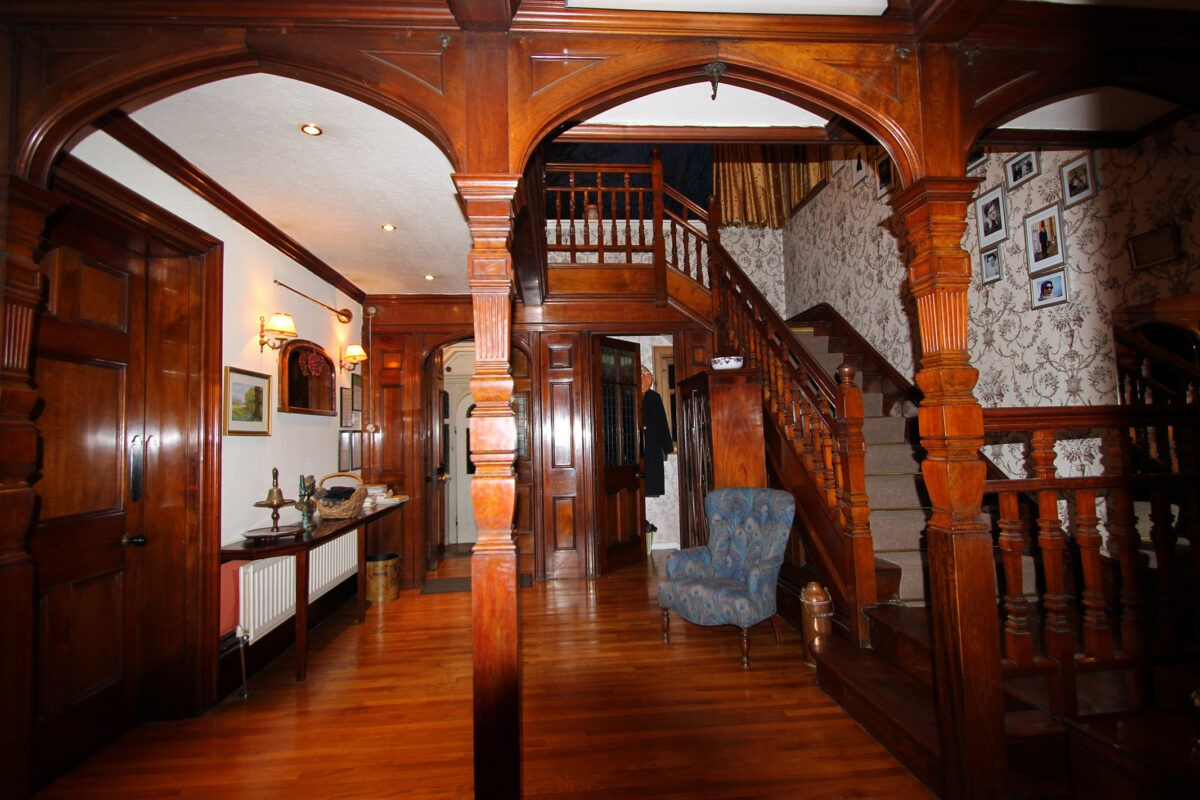 Bed And Breakfast Family Room Worcestershire